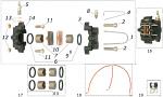 13. AFN.00186 CRG Copper Washer M10
