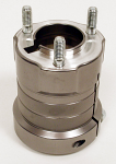 "DPE-WH50C90GM Arrow 50mm Wheel Hub (90mm, 3 1/2"" Long)"