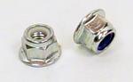 6mm Nylock Flange Nut