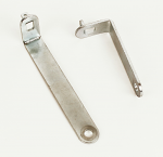 Steel Chain Guard Bracket for Plastic Straps