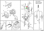 (242A) IA-A-60937-C Leopard Ignition Connection Complete
