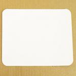 Vinyl White Stick On Number Panel
