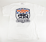 Close Out! Official 2014 Dan Wheldon Pro-Am Karting Challenge T-Shirt