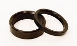 Righetti Ridolphi Black 25mm Aluminum Wheel Spacer