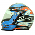 Zamp RZ-42Y Youth Racing Helmet with Graphics, Snell CMR2016