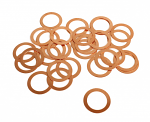 Copper Spark Plug Indexing Washers