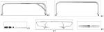 13. FKN.00562 CRG Rear Bumper Bolt Kit 28mm