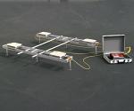 Longacre Billet Aluminum Karting Scale Pad Fixture