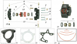 23. FBN.00362 CRG Brake Caliper Plate 3H