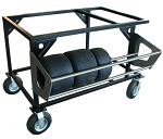Streeter Tire Rack for Stacker Stand