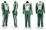 OMP Tony Kart Racing Suit