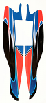 Eagle Driver Panel Sticker Kit for OTK M7 Nassau Driver Panel