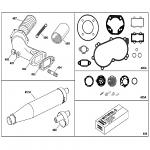 (430A) Tryton R32 Carb Kit X30