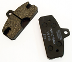 Margay Brava Rear Brake Pad Pair