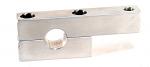Aluminum Rear Bumper Pipe Bracket