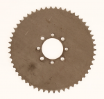 #8248 54 tooth #40 Steel, One Piece Sprocket