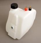 New! KG 4.5 Liter Plastic Fuel Tank, Quick Release
