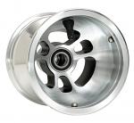 "AC5-130DX2 Douglas Cast Aluminum DSM Metric Wheel 130mm x 5"""