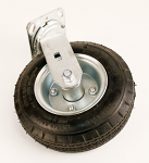 Caster Swivel with Tire and Wheel for Streeter Bigfoot Stand