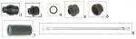 7. AFS.01382 CRG Rear Bumper Rubber 30mm