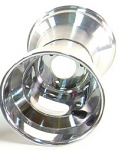"""Van-K Machined American Pattern Wheel 5 1/2""""X5"""""""