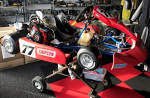 Used Comet Eagle Chassis with Comet LO206 Engine Kit  #77