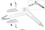 0092.00KIT OTK Tony Kart 25mm Spindle Extension Plate Kit for Easier Steering, 1 Pair