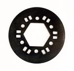 (13) 100-26 L&T Wet Clutch Pressure Plate - 6 Spring