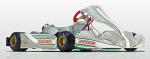 2015 Tony Kart Racer 401 30mm Racing Kart Chassis