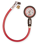 52033 Longacre 0-15lbs Tire Gauge with Bleeder