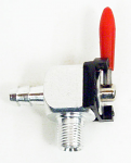 90 Degree Fuel Tank Shutoff Valve