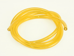 "Small Fuel Line for WA55 Small Carb, Yellow, 1/8"" ID x 1/4"" OD"