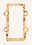 (67) IA-F11810 Reed Cage Gasket MY09 Leopard