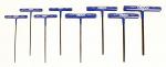 Chesco Standard T-Handle Allen Wrench Set