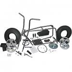 "3542 Mini Bike Kit with 8"" Aluminum Wheels"