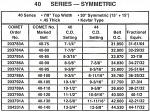 Torque Convertor Belt 40 Series