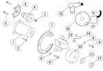 1. PRD-6110 Starter Motor