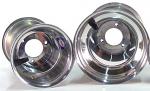 """706-05 Douglas Polished 1-Piece Wheel 6""""X6"""""""