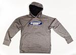 Comet Racing Engines Pennant Solid Hooded Sweatshirt