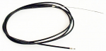"Universal Throttle Cable with Housing 92"" Long"
