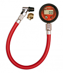 53006 Longacre Standard Economy Digital Tire Gauge with Bleeder