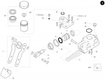8. 20.4900.06 Birel Master Cylinder Activator Pin