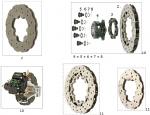 4. FMN.00238 CRG Rear Brake Hub Ven04/05
