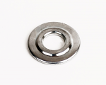 DIST.FUS.M Kart Republic Mini Silver King Pin Step Spacer