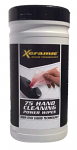 Xeramic Hand Cleaning Power Wipes, 75 Wipes