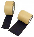 "Heel Grip Tape with Self Adhesive Backing 4"" Wide Rubber"