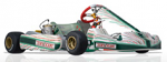 Tony Kart Nordix Junior Sportsman Chassis