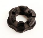 Aluminum Margay Brava Front Spindle Nut 16mm