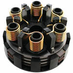 SMC 4103 Vortex Briggs Clutch, Three Disc