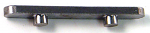 Arrow Two Peg Axle Key for 40mm x 2mm Axle
